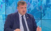 Вицепремиерът Каракачанов: Оставка сега не е нужна. Нужен е диалог!