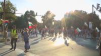 Протести и автошествие във Варна