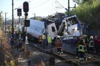 Две жертви при тежка влакова катастрофа в Португалия
