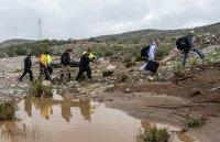 снимка 7 Наводнения, боклуци и разрушени пътища след урагана Хана в Мексико (Снимки)