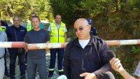 Екоминистърът Емил Димитров посети района на Седемте рилски езера