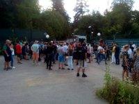 снимка 5 20-и ден протести срещу правителството и главния прокурор
