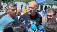 Протестиращите на Орлов мост: Инцидентът от сутринта е причинен от провокатор