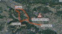 АПИ: Карайте внимателно по пътя София - Боровец и София - Пазарджик