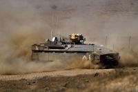 Израелската армия е нанесла удари по цели в Сирия