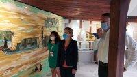 Министър Марияна Николова посети Аладжа манастир край Варна (СНИМКИ)