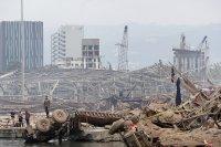 145 жертви след взрива в Бейрут, Макрон обеща съдействие на европейско равнище