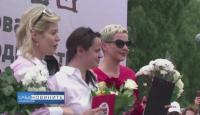 След новините: Как три дами се озоваха срещу несменяемия Лукашенко?
