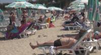 Пълни плажове по Южното Черноморие