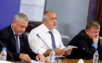 Коалиционните партньори със заявка да изкарат пълен мандат с премиер Борисов