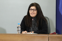 Севдалина Арнаудова напуска Министерския съвет