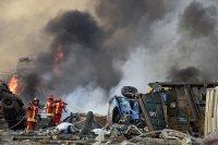 Партиен лидер - жертва на взрива в Бейрут. Ранени са семейството на премиера и дипломати