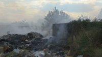 10 селскостопански постройки изгоряха в свиленградския квартал Гебран. Бедственото положение в града остава