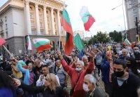 Без инциденти и напрежение в 28-ия ден на протестите у нас
