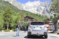 Евакуираха курортно селище в Италия заради опасен огромен къс лед на Монблан