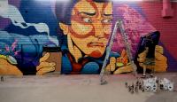 8 художници дават нов живот на подлеза на Централна автогара-София (СНИМКИ)