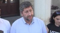 """Христо Иванов отново настоя да бъде осигурен свободен достъп до плажа в парк """"Росенец"""""""