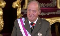 Абдикиралият испански крал Хуан Карлос се намира в Абу Даби?