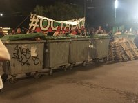 снимка 8 30-и ден на протести в София - нови блокади на Орлов мост, Министерския съвет и Ректората (ОБЗОР)