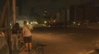 Антиправителствен протест в Бейрут
