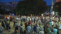 """33-и ден на протести в София: Блокираха и бул. """"Дондуков"""""""