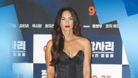 Холивудската звезда Меган Фокс е в България