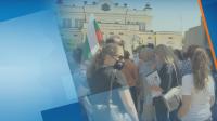 Туроператори и екскурзоводи на митинг пред НС