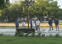 След скандала в Благоевград: Знамена и тонколони няма да се съхраняват в общината