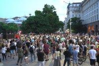 34-и ден протести в София: Организаторите обявиха общонационален митинг в четвъртък