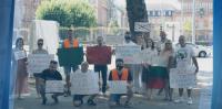 Българи се събраха на протестни акции и в чужбина