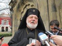 Почина Доростолският митрополит Амвросий