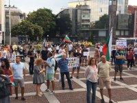 Протестно шествие в Пловдив