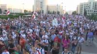 Пореден многохиляден протест в Минск