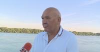 Забраниха къпането в целия крайречен район на Дунав