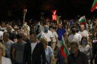 40-и ден на протести в София
