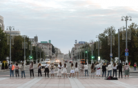 Тихановска призова за уикенд на протести в Беларус