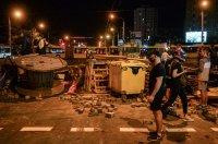 Втора нощ на протести в Беларус, един човек е загинал