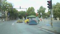 Движението в центъра на Варна остава затруднено заради палатковия лагер пред Общината