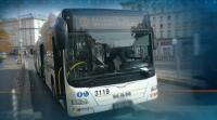 Променен маршрут на градския транспорт след блокадата при Румънското посолство
