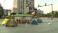Протестиращи блокираха второ кръстовище във Варна