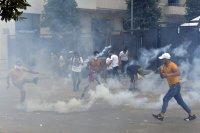 Най-малко 40 ранени на протестите в Ливан