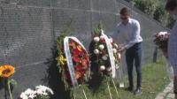 С венци и цветя почетохме жертвите на тоталитаризма (обзор)
