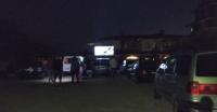 Протестна акция в парк Росенец: Автокино под прозорците на лятната резиденция на Доган