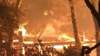 Хиляди бяха евакуирани заради пожарите в Калифорния