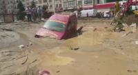 Жертви и пострадали след наводненията в Турция