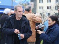 Почина британският актьор Бен Крос