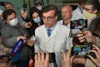 Лекаркият екип на Навални: Състоянието му не позволява да бъде транспортиран в чужбина