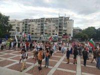 Поредна вечер на протести в Пловдив, Варна и Русе