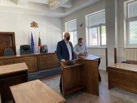 Иван Гешев посети прокуратурите във Враца и Видин