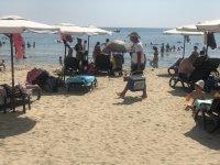 снимка 9 Чироз замени семките на плажа в Слънчев бряг (Снимки)